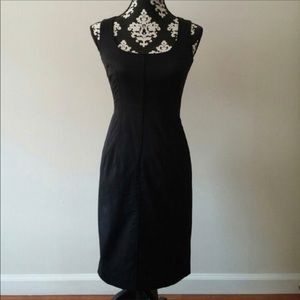 Club Monaco Little Black Dress - Black, 00